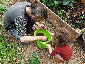 Permaculture, earthworms, gardening, landscaping, zerowaste, Gandazwam, Ourecolifestyle